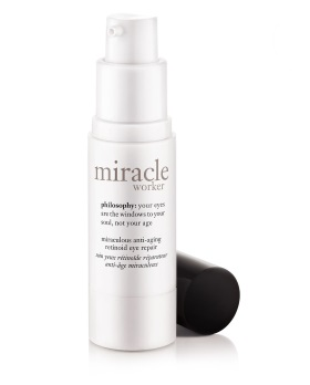philosophy miracle worker miraculous retinoid eye repair