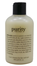 philosophy face cleanser